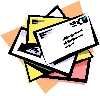 Mail Letter Clipart - Icaccajamarca With-Mail Letter Clipart - Icaccajamarca within Mail Letter Clipart-8