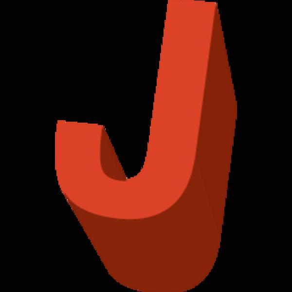 Letter J Clipart