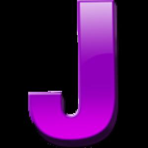 Letter J Icon 1 Free Images At Clker Com Vector Clip Art Online