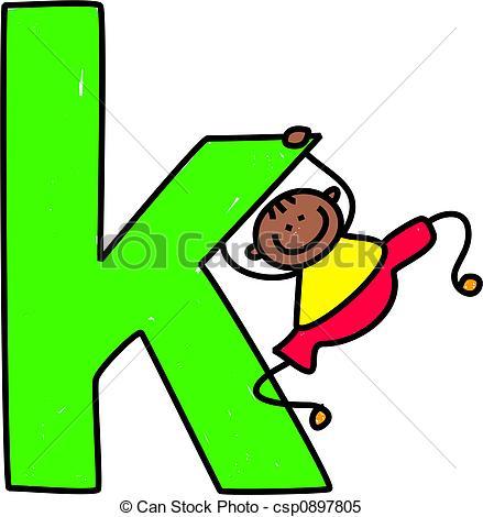 ... letter K boy - happy little ethnic b-... letter K boy - happy little ethnic boy swinging on giant... ...-12