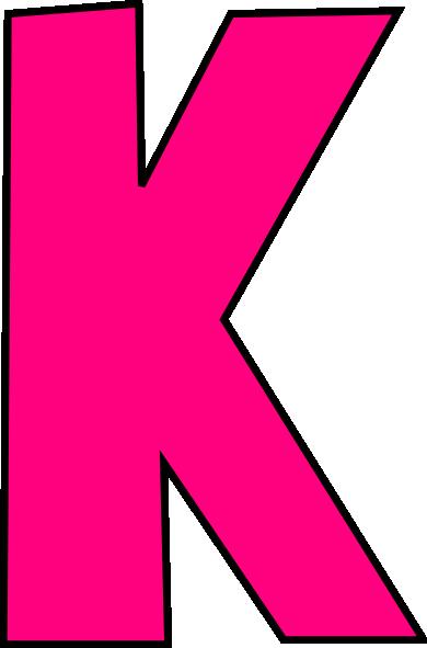 Letter K Clipart-Letter K Clipart-14