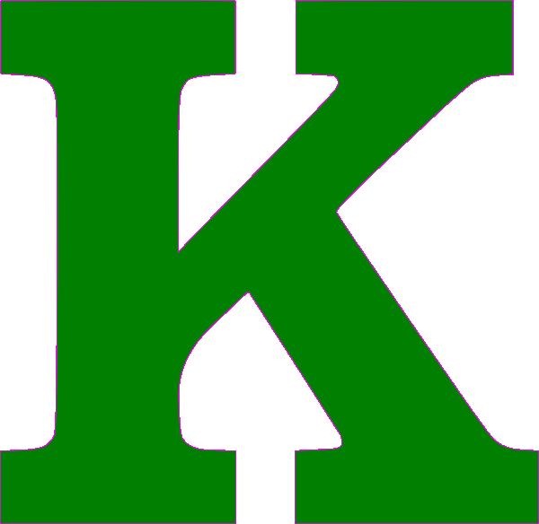 Letter K Clipart-Letter K Clipart-13