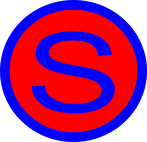 Letter s clipart illustration