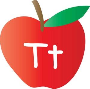 Letter T Clip Art. Alphabet Clipart Imag-Letter T Clip Art. Alphabet Clipart Image: An ..-16