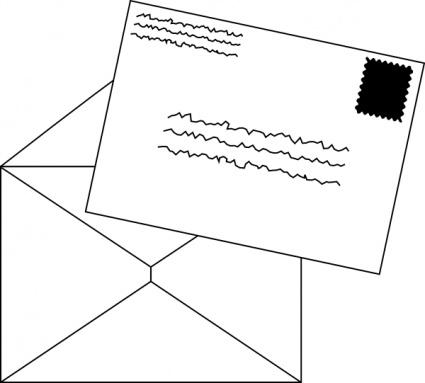 Letters clip art-Letters clip art-5
