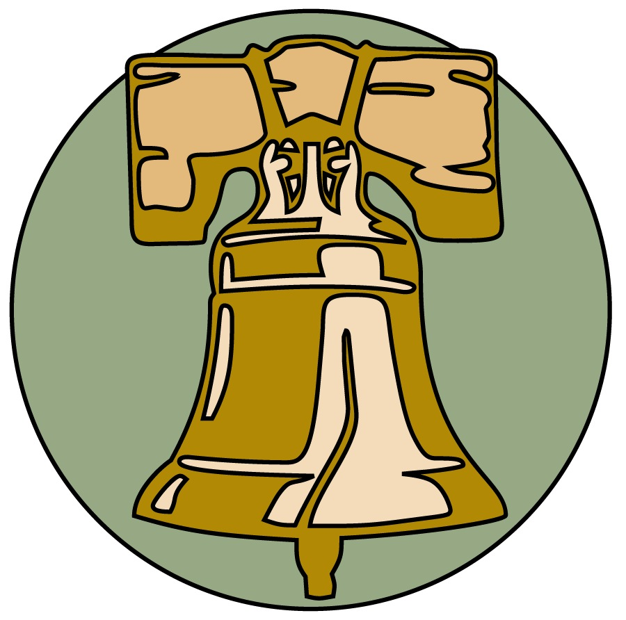 Liberty bell clipart the cliparts