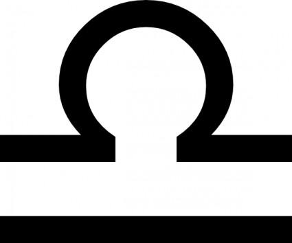 Zodiac Libra clip art - Libra Clipart