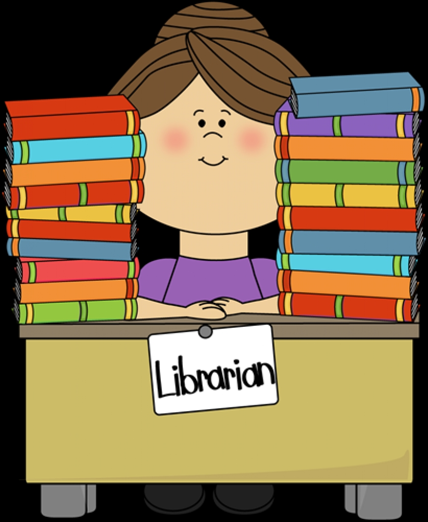 librarian clip art librarian image in library books clipart free Most library books clipart free Easy
