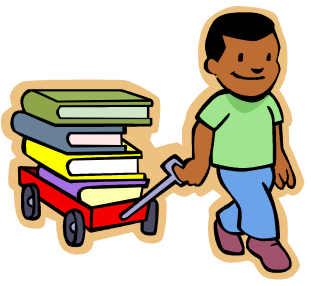 Library Clip Art Kids Books Computers | Clipart library - Free