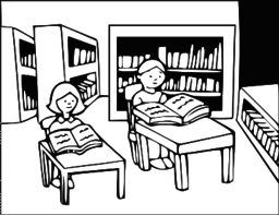 Library Clipart 2-Library clipart 2-5