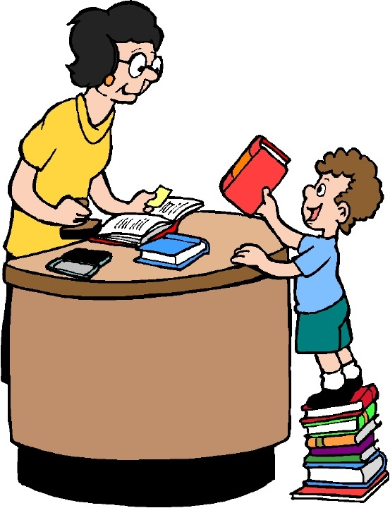 Library Clipart-library clipart-17