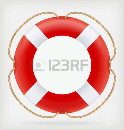 Life Preserver: Red Life Buoy-life preserver: Red Life Buoy-9
