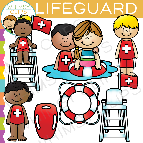 Lifeguard Clip Art-Lifeguard Clip Art-9
