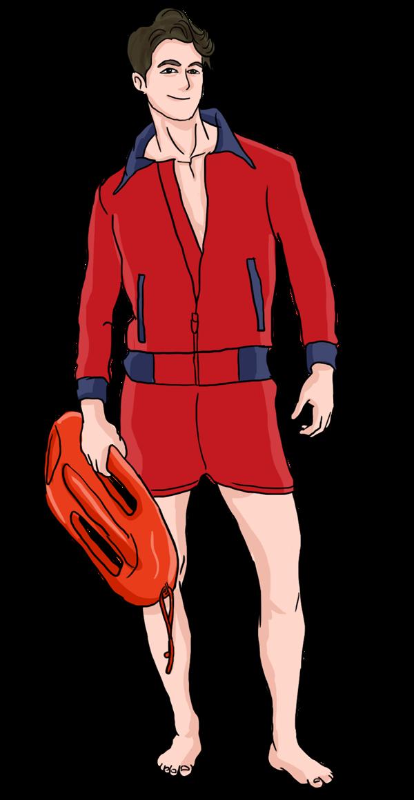 Lifeguard Clipart-lifeguard clipart-10