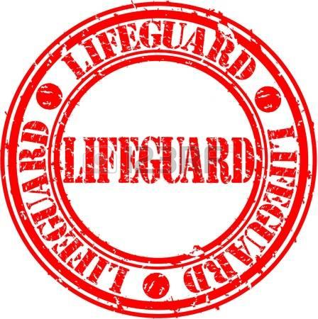 Lifeguard: Grunge Lifeguard Rubber Stamp-lifeguard: Grunge lifeguard rubber stamp, vector illustration Illustration-11
