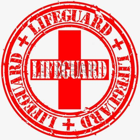 Lifeguard: Grunge Lifeguard Rubber Stamp-lifeguard: Grunge lifeguard rubber stamp, vector illustration Illustration-12