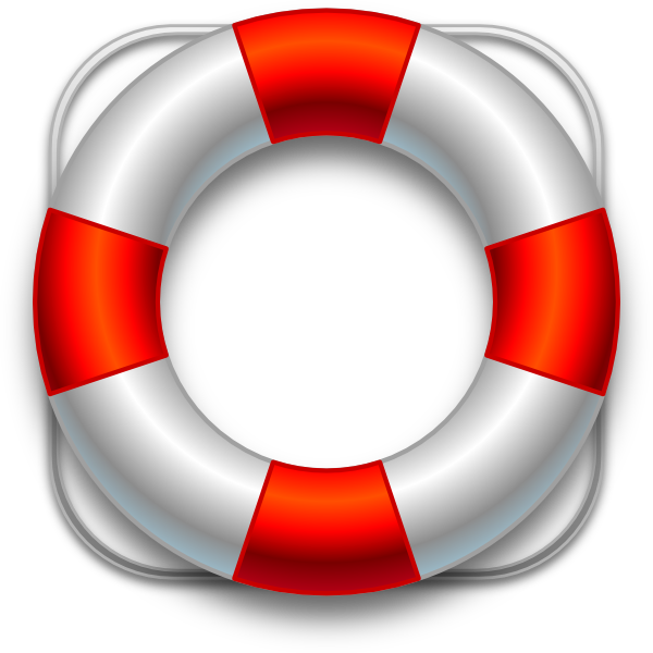 Life Preserver clipart and il
