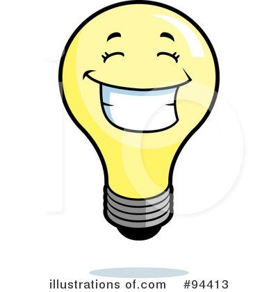 Light Bulb Clipart #102808 .