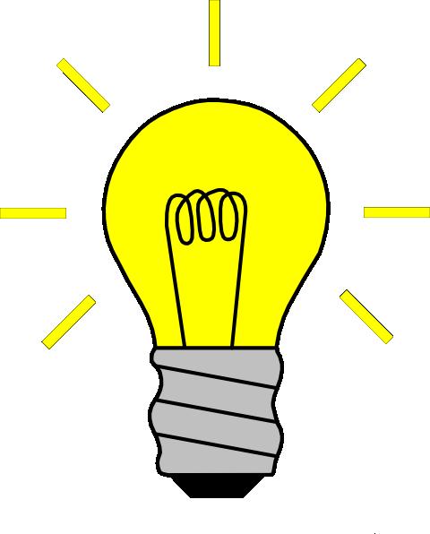 Light Bulb Clipart-light bulb clipart-12