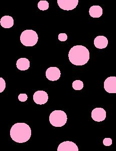Light Pink Polka Dots Clip Art At Clker -Light Pink Polka Dots Clip Art At Clker Com Vector Clip Art Online-4