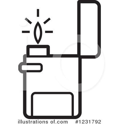 Royalty-Free (RF) Lighter Cli - Lighter Clipart