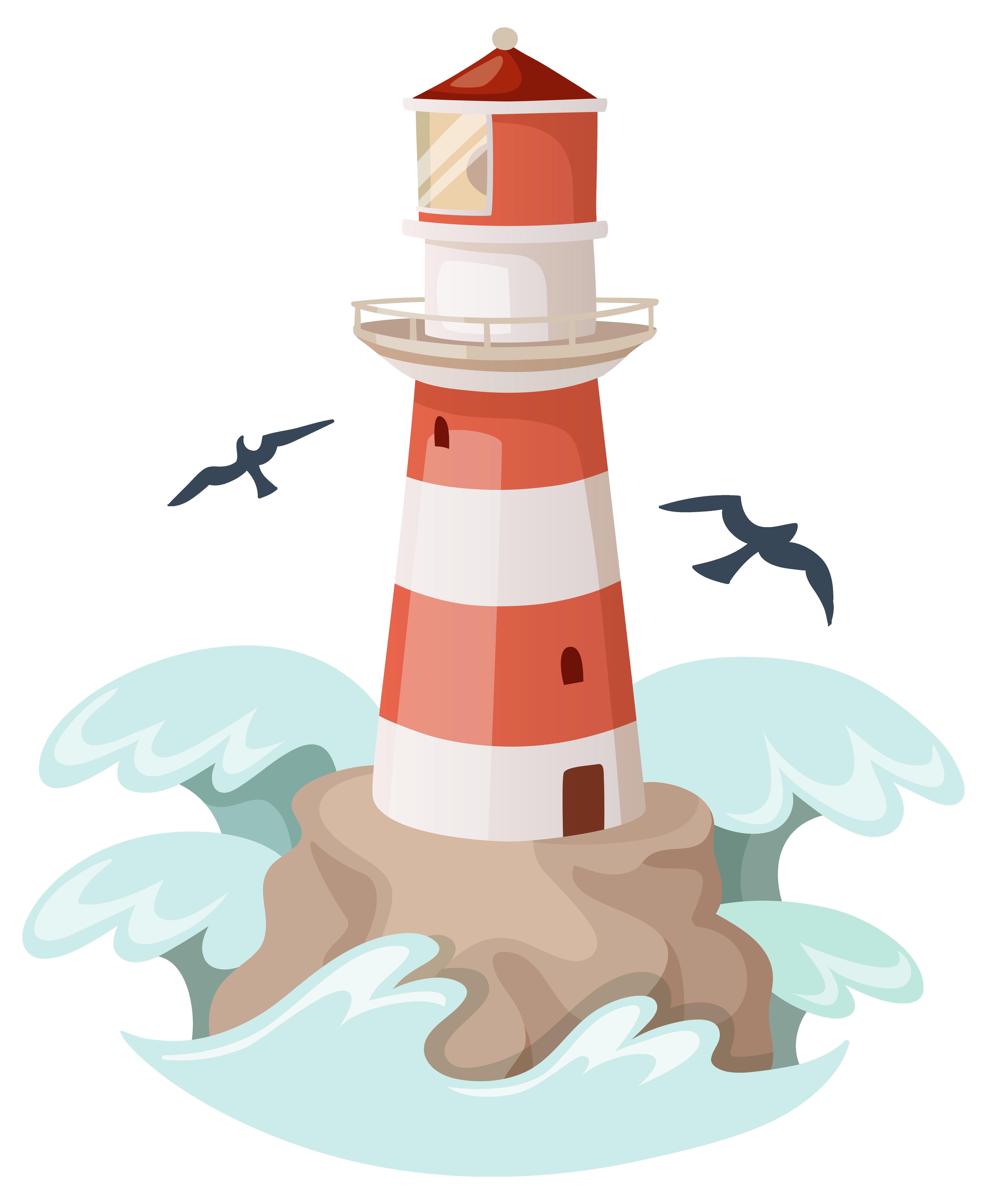 Lighthouse clipart image-Lighthouse clipart image-13