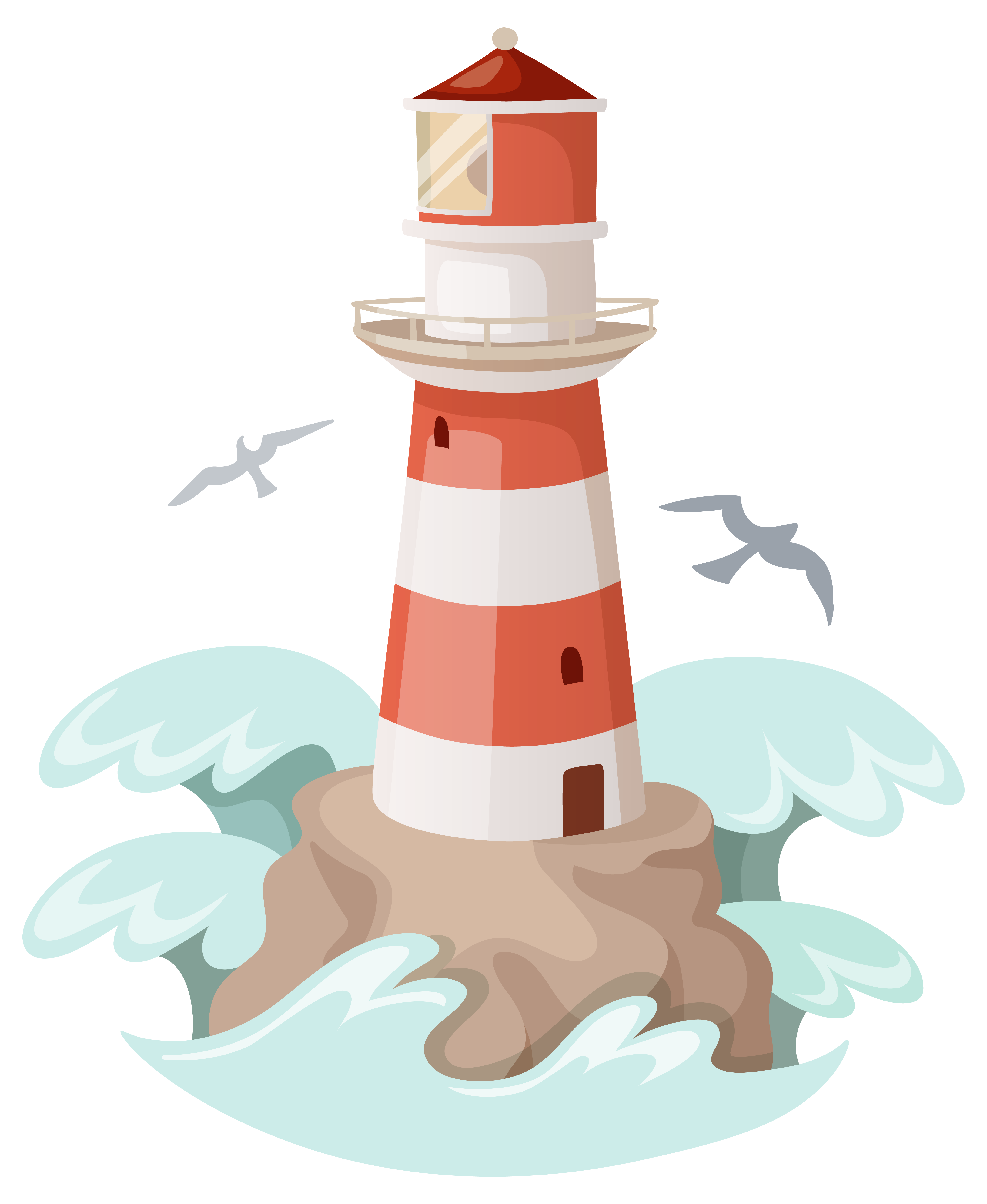Lighthouse clipart image