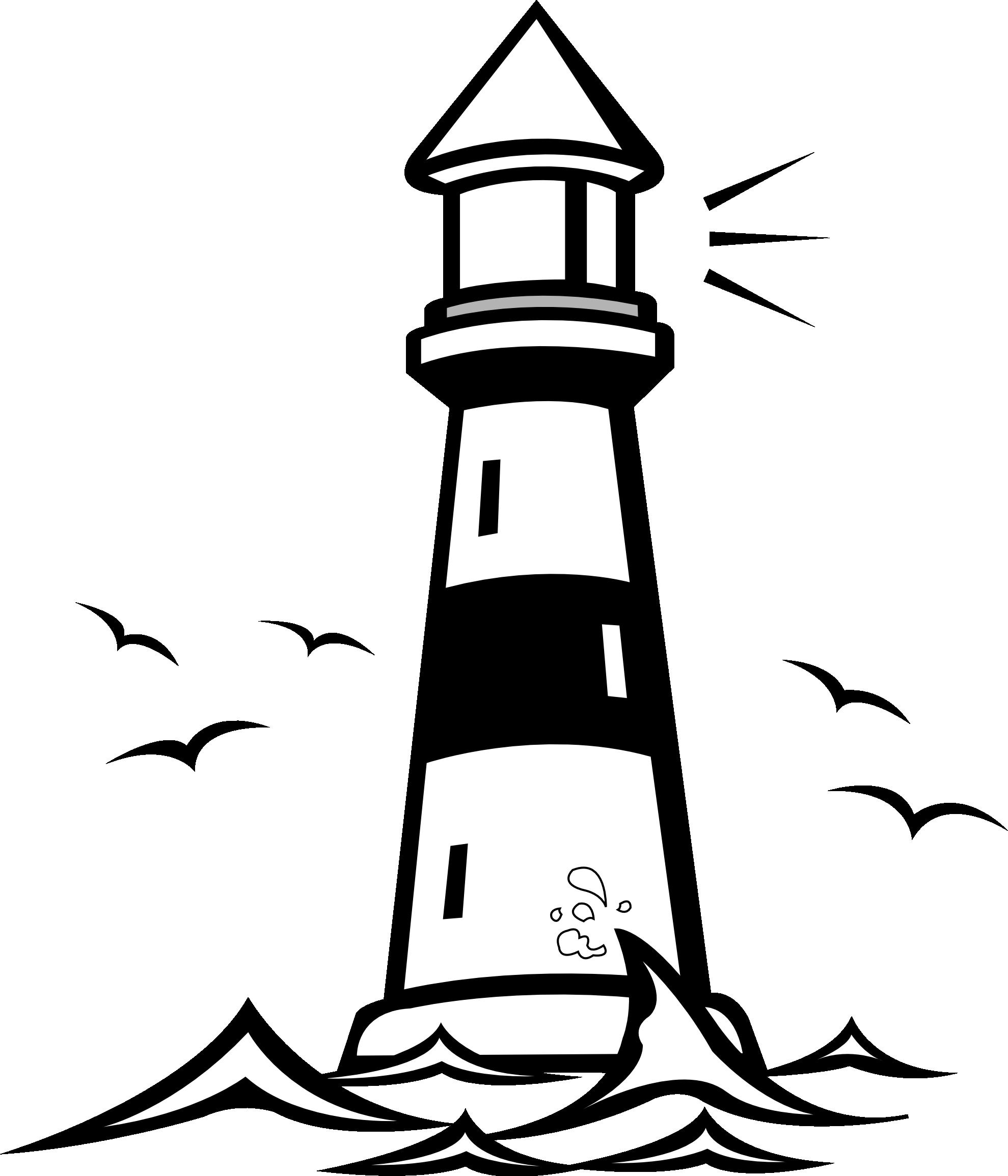 Lighthouse Clipart-lighthouse clipart-0