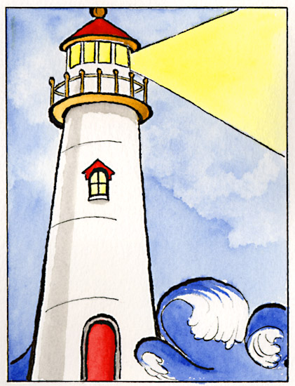 Lighthouse Light Clipart Free Clip Art I-Lighthouse Light Clipart Free Clip Art Images u0026middot; «-10