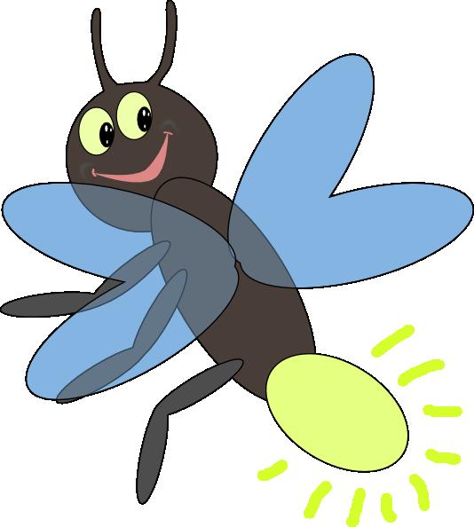 Lighting Bug Clip Art At Clker Com Vector Clip Art Online Royalty