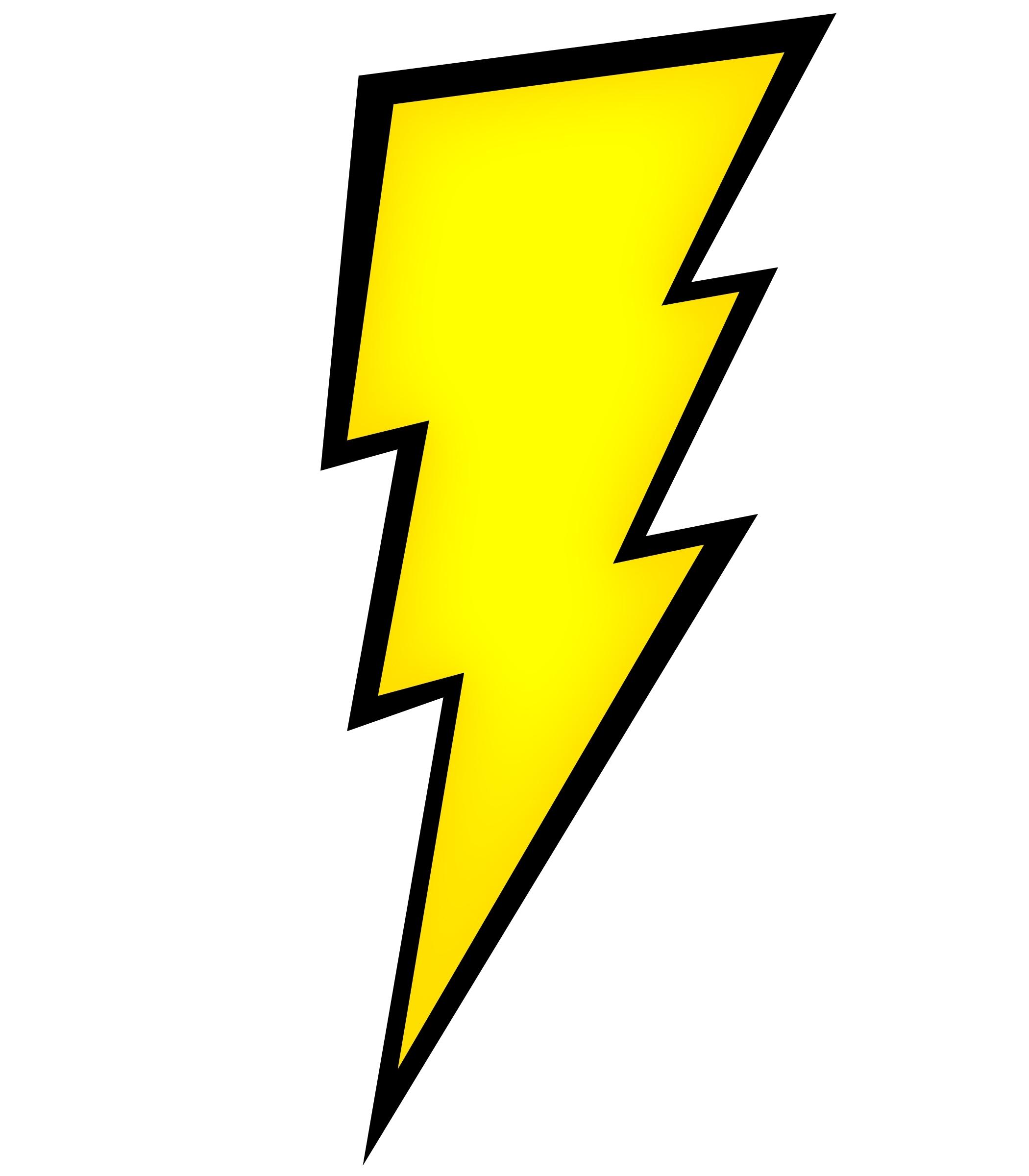 lightning bolt clipart-lightning bolt clipart-3