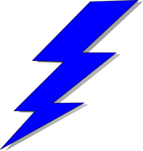 Lightning Bolt Clipart Clipart Panda Free Clipart Images