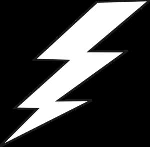 lightning bolt clipart