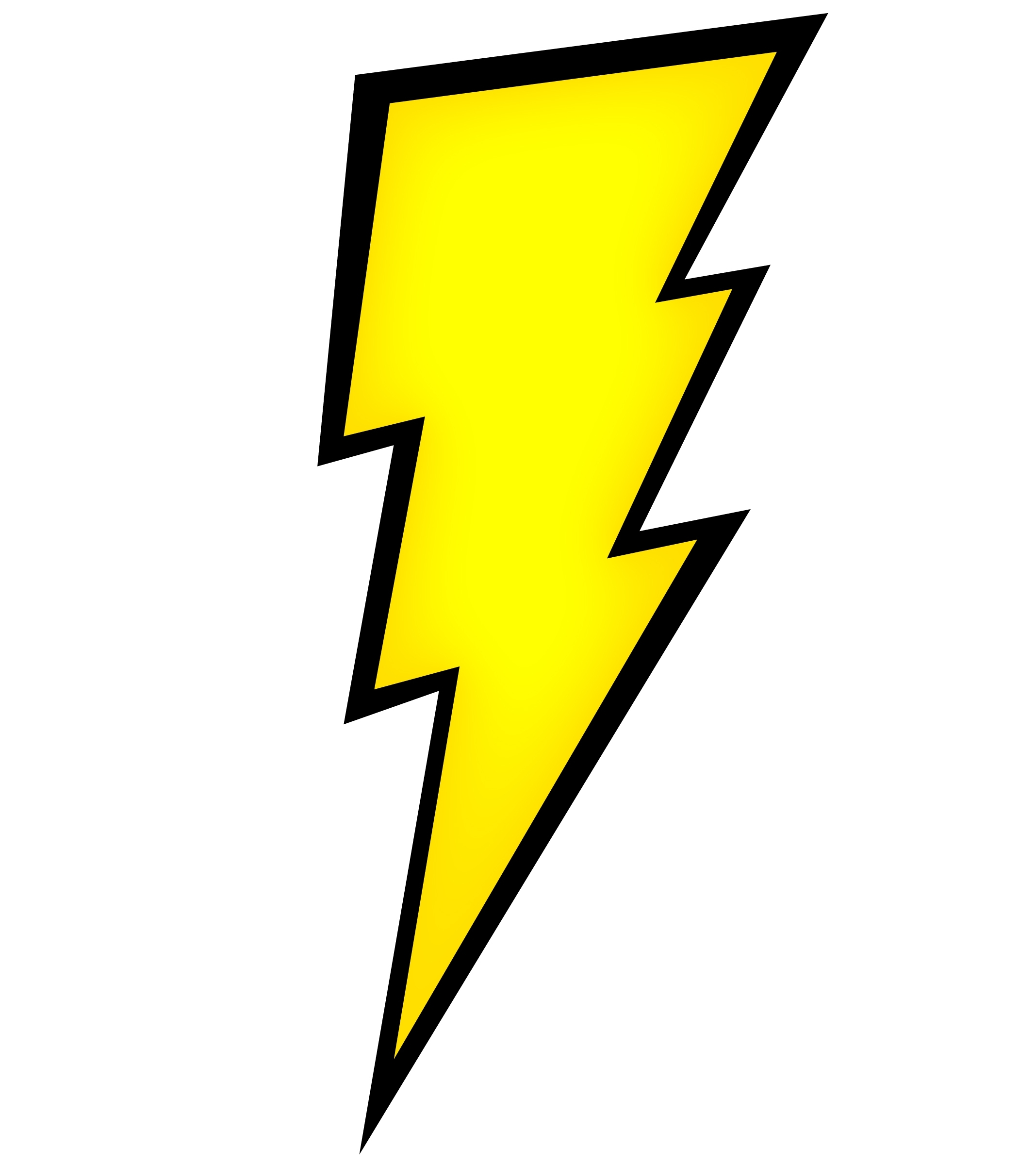 Lightning Bolt Clipart-lightning bolt clipart-13