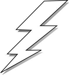 lightning bolt clipart-lightning bolt clipart-15