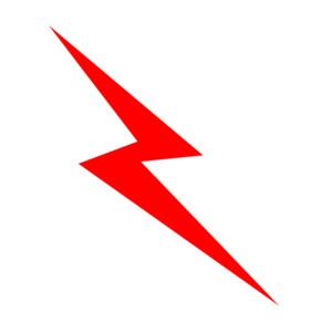 Lightning bolt free cloud .-Lightning bolt free cloud .-12