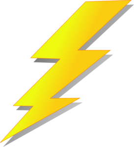 Lightning Clip Art Pictures