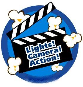 Lights Camera Action Clip Art Clipart Best