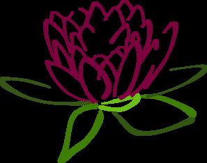 Lilac Flower Clip Art