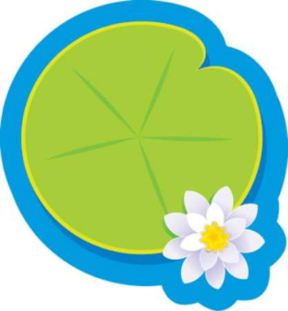 Lily Pad Clipart - Getbellhop. For : Ani-Lily Pad Clipart - Getbellhop. for : animated lily pads .-11