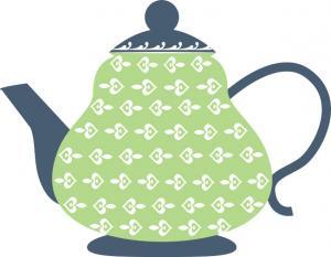 Lime Teapot Clip Art-lime teapot clip art-19