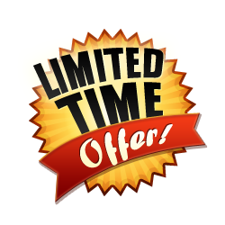 Limited Offer Clipart badge