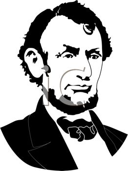 Lincoln Clipart-Clipartlook.com-262