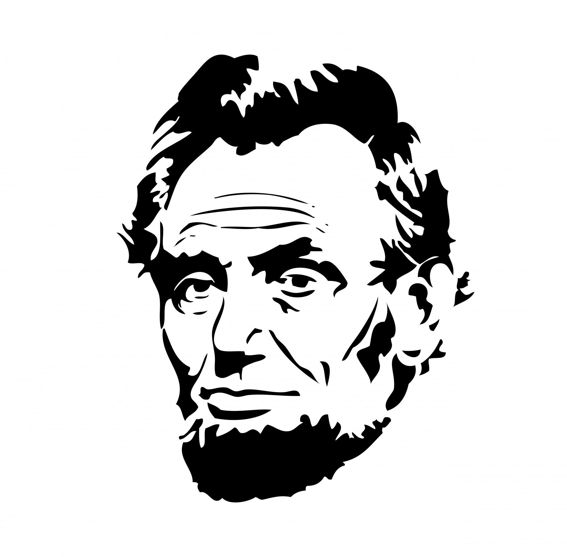 Abraham Lincoln Clipart-Abraham Lincoln Clipart-9