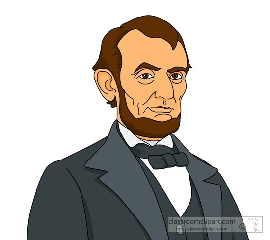 Barack Obama Clipart Abraham Lincoln Clipart - Pencil And In Color within  Abraham Lincoln Clip Art