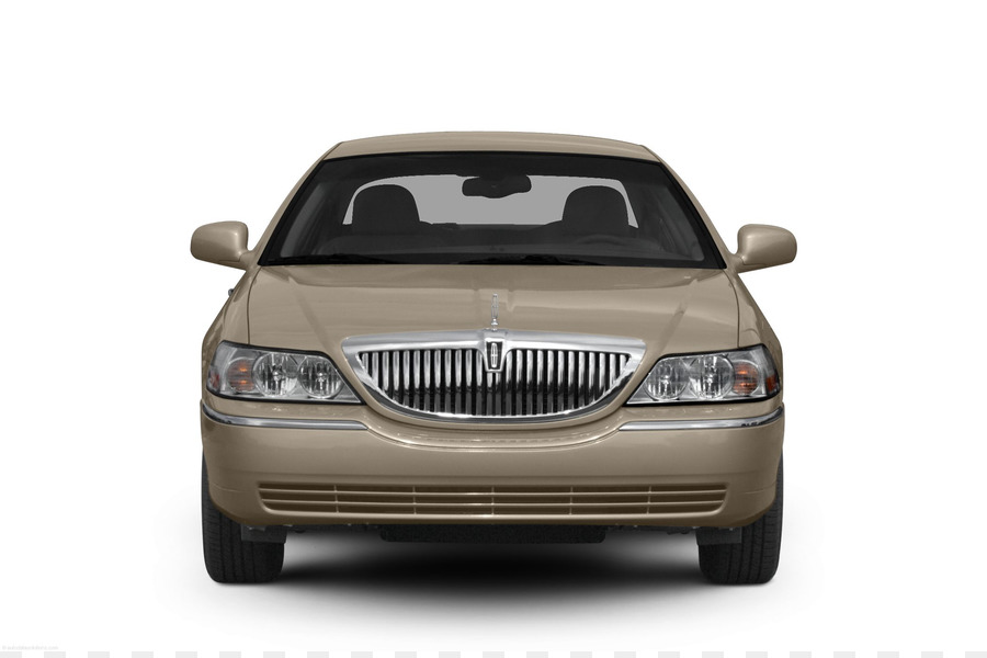 2008 Lincoln Town Car Ford Motor Company Ford Focus - Clipart Png Car Front  Download 2100*1386 transprent Png Free Download - Family Car, ClipartLook.com