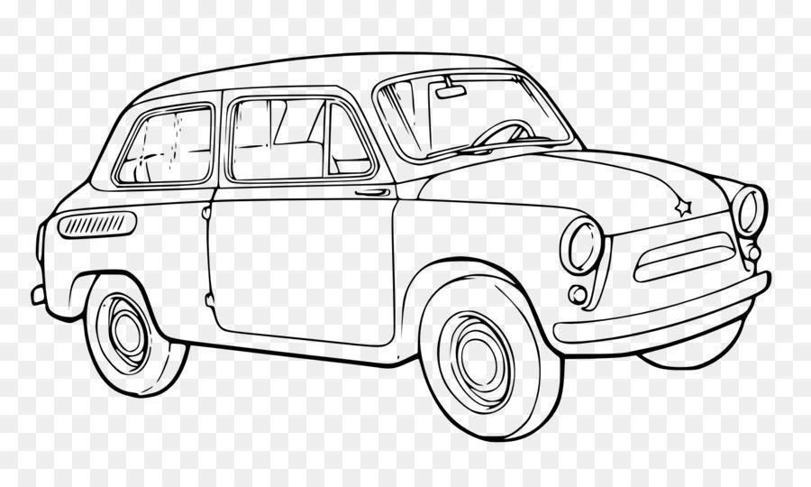 Car Line art Clip art - lincoln motor company 1979*1168 transprent Png Free  Download - Line Art, Vintage Car, Automotive Exterior.
