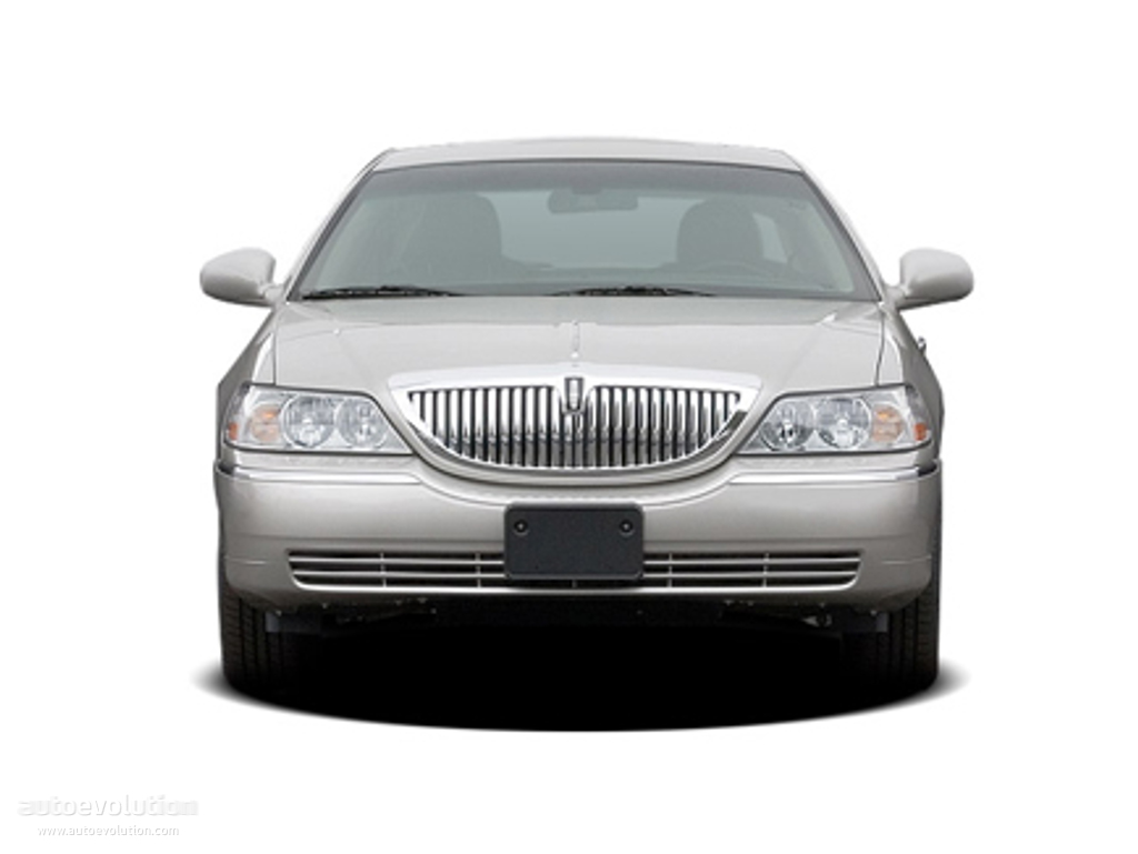LINCOLN Town Car (2007 - 2011) ClipartLook.com