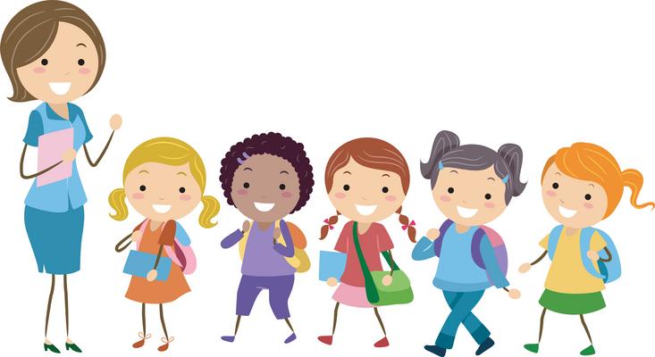 Line Leader Picture Preschool .