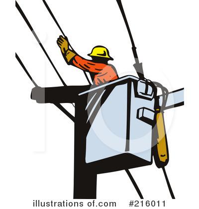 lineman clipart